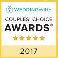 WeddingWire Brides Choice Award 2017